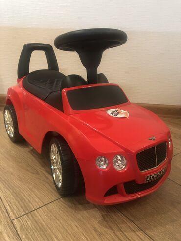 bentley mulsanne 6 75i at - Azərbaycan: Детская машинка Bentley car музыкальная 1-3 года / musiqili Uşaq