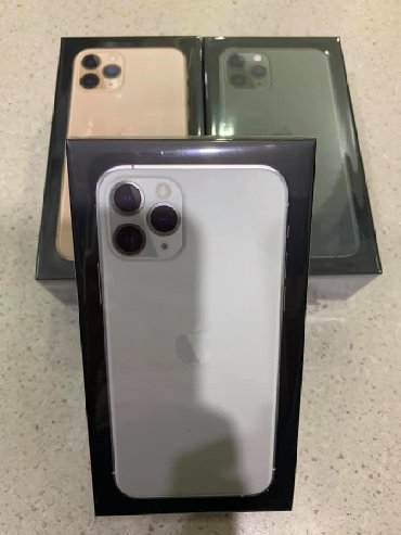 Apple iPhone 11 Pro Max 512GB 256GB 64GB