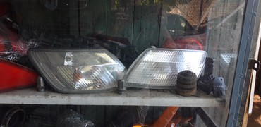 тойота-урбан-крузер в Кыргызстан: Тойота видном 20 21 кузов поворотка. поворотки