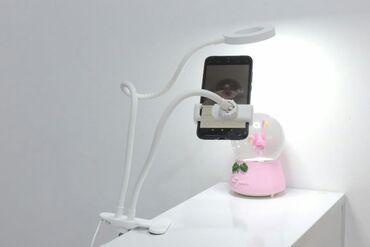 Telefon tutacagli led isiq