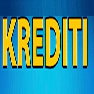 U PONUDI IMAMO ZA PRAVNA i FIZICKA LICA: Krediti bez jamaca, Krediti