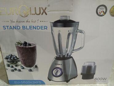 """Kokteyl aparatı """"Eurolux 2042""""Blender """"Eurolux-2042""""Kokteyl hazırlayır"""