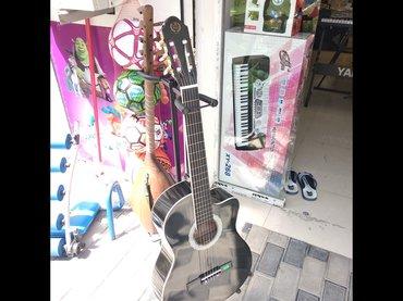 Bakı şəhərində Gitara klassik təzə professional ölçüdə