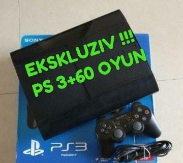Bakı şəhərində PS 3