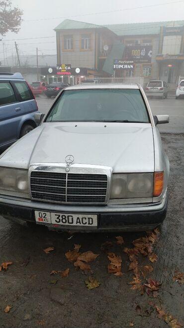 Девушка по вызов ош - Кыргызстан: Mercedes-Benz W124 2.3 л. 1991