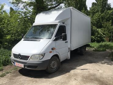 Mercedes-Benz Sprinter 2.7 л. 2002 | 305 км