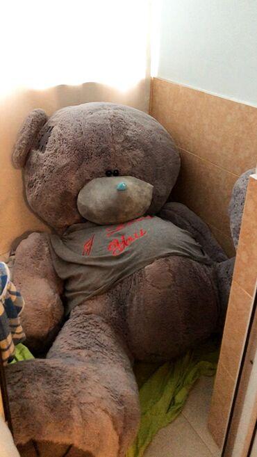 Teddy Bear Ayi🧸 Yep-yenidir 🧸 Orginaldir🧸 Uzunlugu 1.80sm-2m araligind