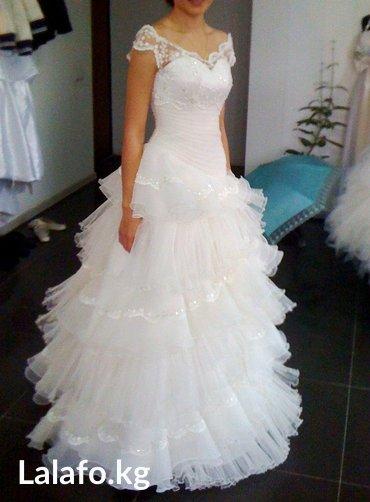 Свадебное платье от наиля в Бишкек