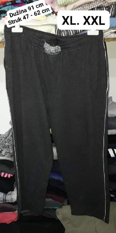 Kosulja xl pamuk vezena napred - Srbija: Muške Pantalone XL