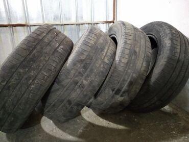 летние шины бу в Кыргызстан: Продаю комплект летних шин идеальное состояние хороший бюджетный