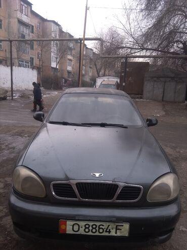 ланос в Кыргызстан: Daewoo Lanos 1.5 л. 1997 | 118000 км