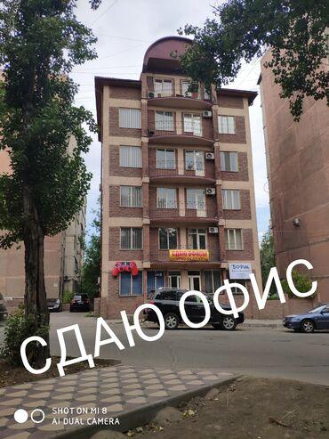 Коммерческая недвижимость - Кыргызстан: Сдаю под офис цоколь 80 м2 в Бизнес-центре на Правда Боконбаева
