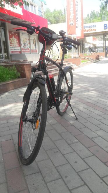 Продам велосипед марки:Stern. Покупал в прошлом году в магазине