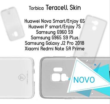 Huawei-p9-plus-64gb-dual-sim - Srbija: TORBICA TERACELL SKIN za sledece modele: Huawei Nova Smart/Enjoy 6S