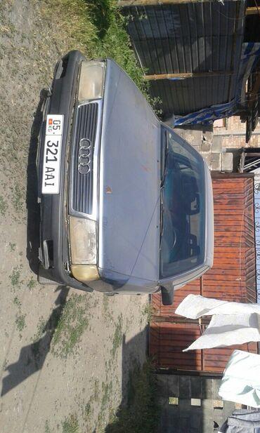 Audi 100 2.3 л. 1988 | 356892 км