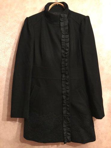 Bakı şəhərində Пальто в идеальном состоянии, размер M, Bebe