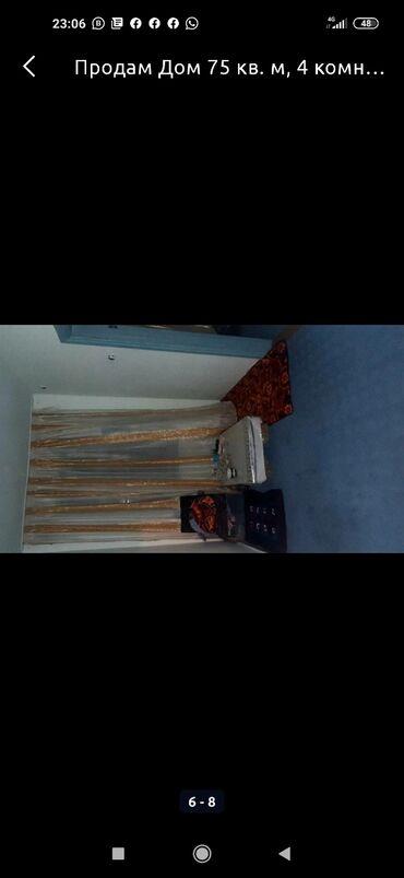 Продается дом 75 кв. м, 4 комнаты