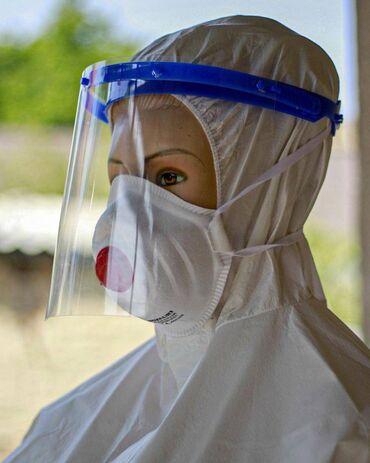 251 объявлений: Очки для защиты глаз и Лицевые экраны для защиты от вируса в наличии!!