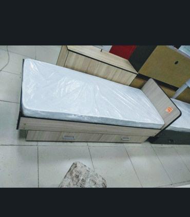 Односпальные кровать с матрасом от 5000 в Бишкек