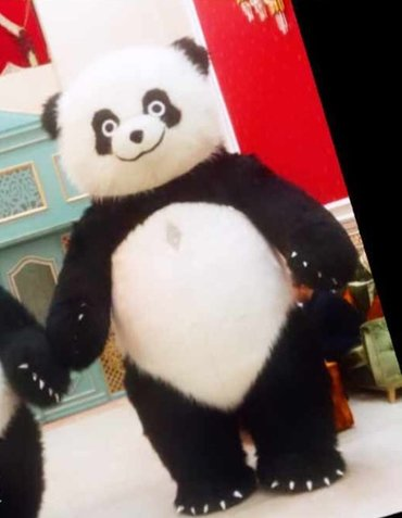 panda sou - Azərbaycan: Panda şou sıfarışı xıdmetı.Ad gunu ve ya her hansı bır oZel gununuzun
