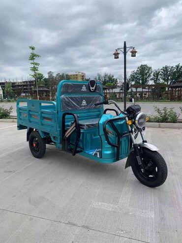 Мотоциклы и мопеды - Кыргызстан: Спешите приобрести новые модели электрических мотороллеров  2021