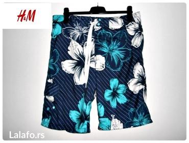 Batman-h-m - Srbija: Bermude H&M za setnju i kupanje
