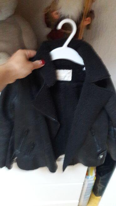 Lepa jaknica od skaja za devojcice i decake uzrasta 4,5 godina