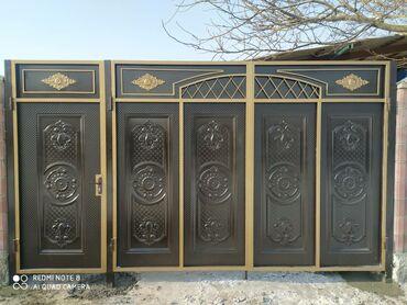 Ворота на заказу