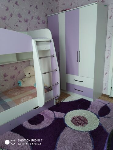 атоми омега 3 для детей в Кыргызстан: Продается квартира: 3 комнаты, 74 кв. м