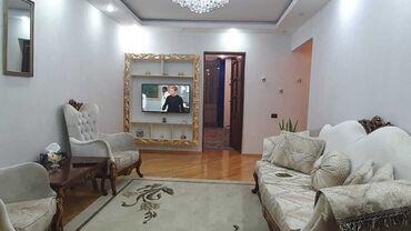 Apartment for rent: 3 bedroom, 80 sq. m, Bakı