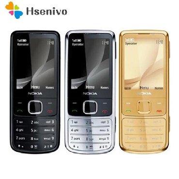 nokia 6700 телефон в Азербайджан: Nokia 6700 classicYeni ve originaldir.Salam Dostum. Diger maraqli