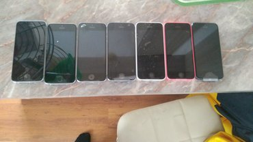 Iphone 5s/c/g/16/32 акция 6 тысяч количество ограничено в Бишкек