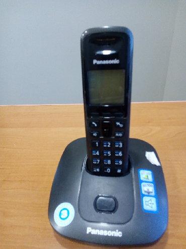 videokamera panasonik m40 в Кыргызстан: Безпроводной телефон Panasonik, 1500сом