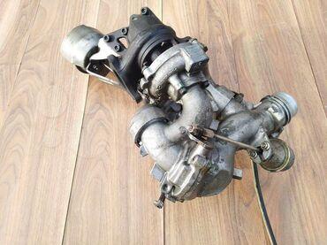 Продаётся турбина ОМ651 Мерседес W212 250CDIСнята с двигателя