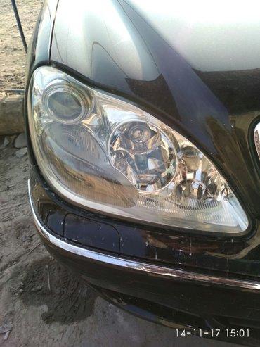 коррекция и ремонт фар установка ангела ксенона и лед подсветки в Бишкек