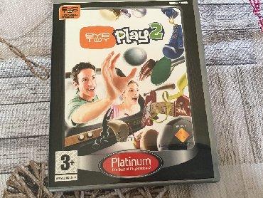PS2 & PS1 (Sony PlayStation 2 & 1) | Srbija: Original igrica za Sony 2 potpuno nova nikad nije korišćena