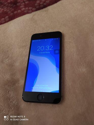 железный диск на 16 в Азербайджан: Б/У iPhone 6 16 ГБ Серый (Space Gray)