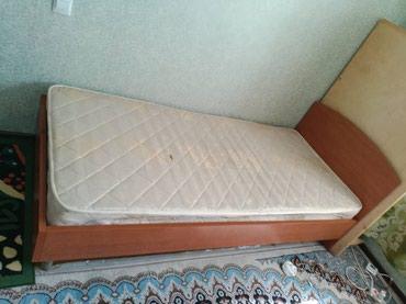Кровать односпальная, ширина 1.5 ,длина в Бишкек