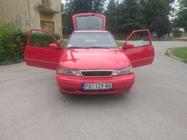 Alu felne - Srbija: Daewoo Nexia 1.5 l. 1998   125000 km