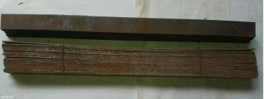 Prodajem sa prve dve slike 32kom, traka debljine 3mm širine 30mm - Nova Pazova