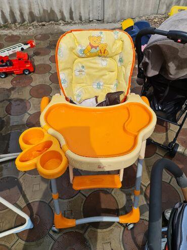 Детский столик по 2500с Качеля- 1500с Вешалка 500с Санки 500с