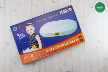 Электроника - Украина: Дитячі електронні ваги Magio   У комплекті: інструкція, батарейки паль