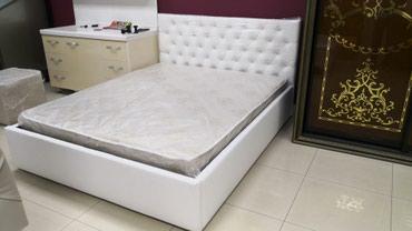 Продаю кровать с каретной стяжкой. Размер 2000х1600. в Бишкек