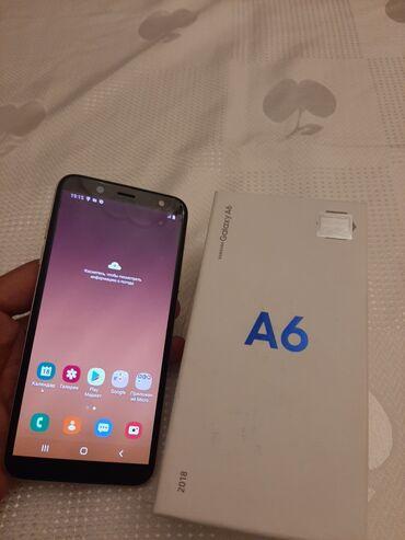 Samsung - Qobu: İşlənmiş Samsung Galaxy A6 32 GB Bej