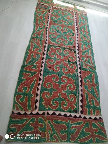 Брусчатка шырдак бишкек - Кыргызстан: Кыргызский шырдак: Зеленый шырдак 310 см 130 см