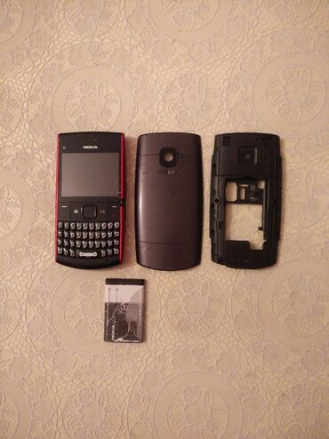 Nokia X2-01 telefonu. ZAPCAST kimi satilir. Telefon ozu ishleyir