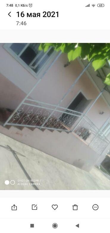 Недвижимость - Ош: 120 кв. м 4 комнаты, Бассейн, Сарай, Забор, огорожен