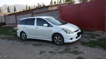 svadebnye platja 2013 goda в Кыргызстан: Toyota WISH 1.8 л. 2003   200000 км
