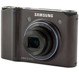 Samsung nv24hd 10.2 megapixel (black) σε Athens