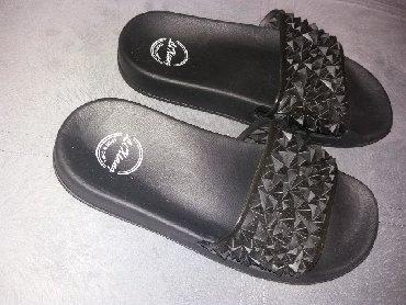 Papuce-iz-pariza - Srbija: Papuce br.37 nove. 500din. 061/204-0634